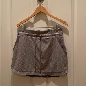 Athleta joggers skirt size small